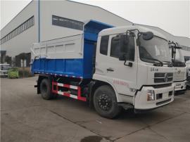 东风环保污泥车-10吨自卸式污泥运输车-10方密封污泥车报价