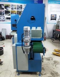全自动砂带拉丝机/平面板材拉丝机/不锈钢板拉丝机现货热销