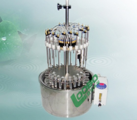 LB-W-24水浴氮吹仪