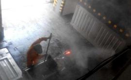 垃圾转运站喷雾除臭设备