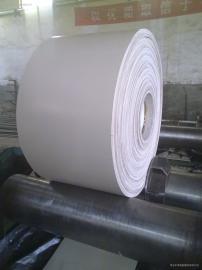 白色输送带 中海海能生产各种型号输送带 挡边带 提升带