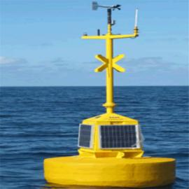 环海制造书四行警示浮标LED带灯警标,定位航标