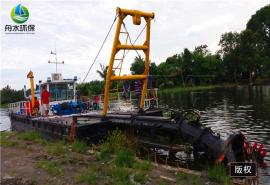 河道港口清淤设备 绞吸式挖泥船 疏浚机械设备