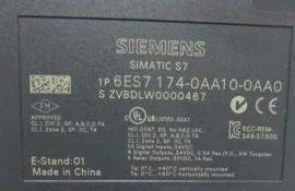 6ES7174-0AA10-0AA0 S7-300,接口模块M 174用于连接模拟驱动器