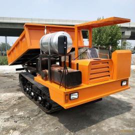 履带运输车 水利工程自卸车 履带四不像运输车