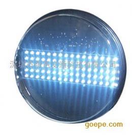 Ф300白色火车灯信号灯芯 火车灯 LED交通信号灯