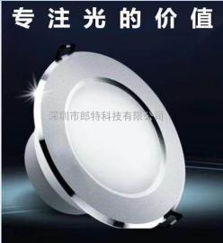 led筒灯规格 尺寸 分类 安装 参数 多少钱-郎特照明