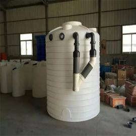 5立方化学液体储存罐 5吨减水剂储罐销售