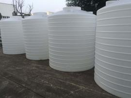 5吨塑料储水水箱 5立方絮凝剂储罐销售