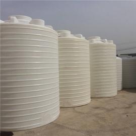 8吨混凝土外加�┐⒐� 8立方耐酸碱塑料水箱
