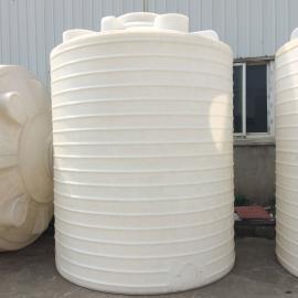 塑料储罐 化工液体储存罐30立方