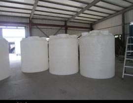 10吨絮凝剂搅拌罐 10立方pe塑料桶 耐酸碱储罐