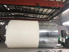 10吨絮凝剂储罐 10立方聚乙烯材质储罐 甲醇储存桶