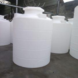 5吨混凝土外加�┐⒐� 5立方耐酸碱塑料水箱 抗低温水塔