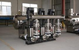 泵房无负压变频给水设备-实在报价