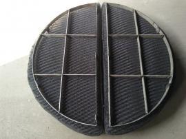 吊装丝网除沫器 立式丝网除沫器