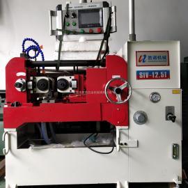 胜诺SN-12.5T精密丝杆滚丝机