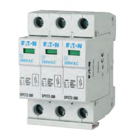 EATON伊顿浪涌保护器一级代理SPBT12-280-3+NPE