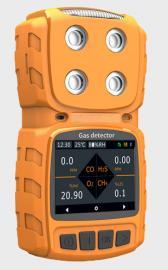 防水防爆LB-KS4X扩散式四合一多气体检测仪