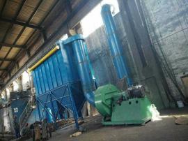 锅炉布袋除尘器处理工业粉尘高温烟气性能体现