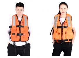 消防救生衣 增强消防衣可带自脱离功能