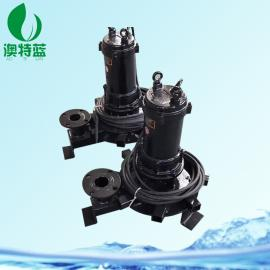 离心式潜水曝气机选型和安装布局方法