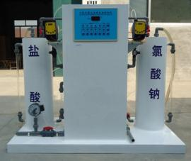 200g/h二氧化氯�l生器介�B