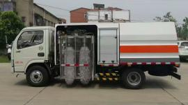 公路隔离栏清洗车供应商