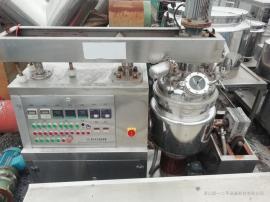 二手不锈钢乳化机 乳化罐 乳品化妆品乳化机