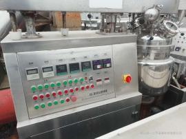 二手500升不锈钢乳化机 乳化罐 乳品化妆品乳化机