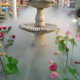 品尚景观雕塑雾森喷泉