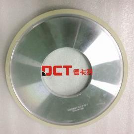 德卡特陶瓷金刚石砂轮加工复合片砂轮400mm