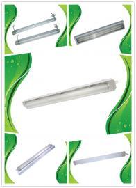防爆免维护LED荧光灯,吸顶式隔爆型ELD防爆灯