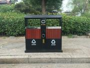 重庆环保垃圾桶制造-景区垃圾桶制品厂-果皮箱生产企业
