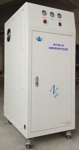 液质联用仪氮气发生器 (DFYNW-型内置无油空压机组)