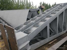 弘鑫-弧形钢制闸门 平面钢制闸门 滑轮钢制闸门