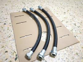 PVC橡胶防爆挠性连接管BNG-G1/2*700防爆软管
