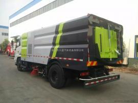 东风天锦洗扫车HCQ5160TXSDL5型洗扫车