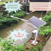 河床明渠流量计服务水库河床灌溉流量计现场安装