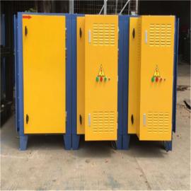 UV光氧催化设备制造工艺