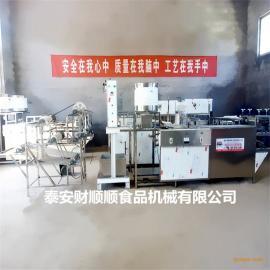 制作干豆腐机器 财顺顺多功能干豆腐机多少钱