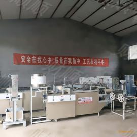全自动豆腐皮机生产线 多功能千张机 仿手工干豆腐机