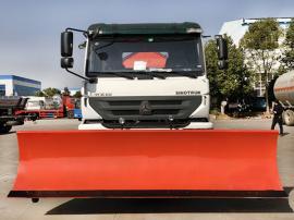 宏宇牌皮卡车用小型除雪铲