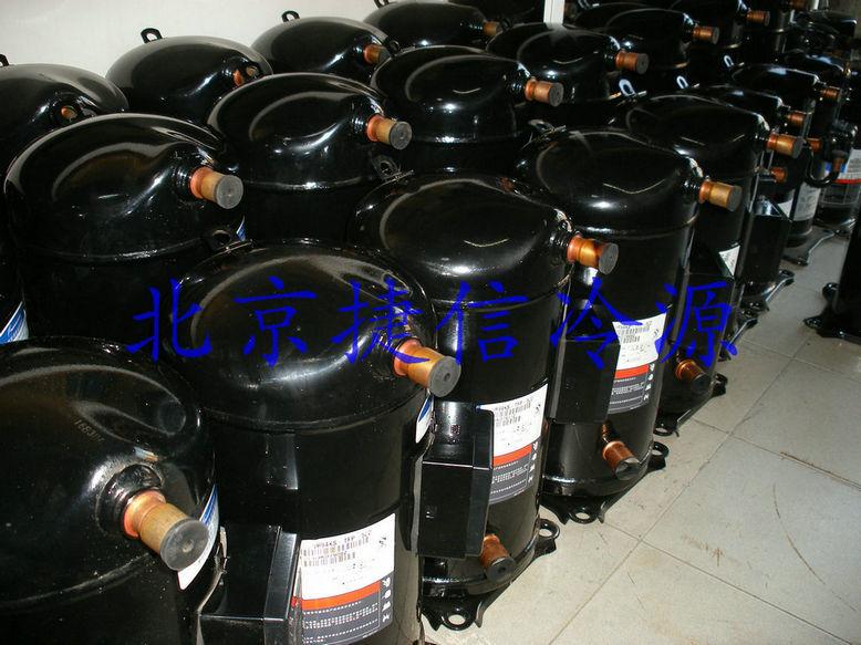 ZR125KC-TFD-522谷轮10匹中央空调空气能热泵压缩机制冷压缩机