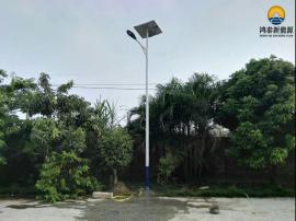 太阳能分体式6米40W高光效路灯,鸿泰专业太阳能路灯