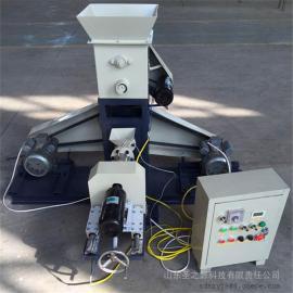圣之源 饲料膨化机生产新型 饲料膨化机小型