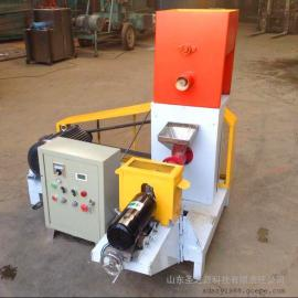 圣之源 饲料膨化机成套设备 新型多功能膨化机设备