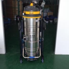 克莱森KALESON 简单易拆卸上下桶工业吸尘器 3600W