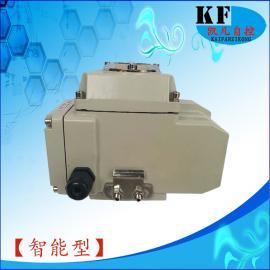 电动球阀比例执行器 16型智能调节精小型电动执行机构