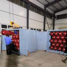 鑫�N天然气瓶集装箱 天然气钢瓶集装格 工业天然气瓶组